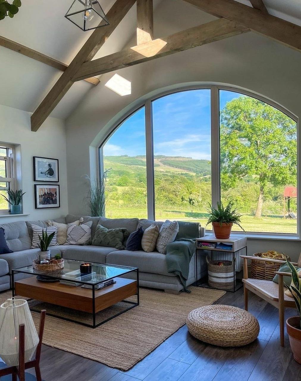 interior design, farmhouse, and home image