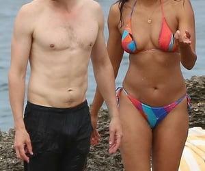tom hiddleston and zawe ashton image