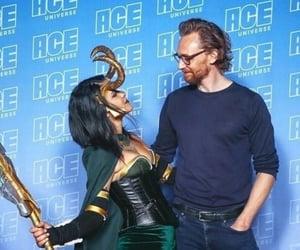 loki, love, and tom hiddleston image