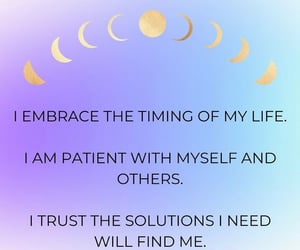 patience, phases, and solutions image
