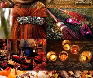 aesthetic and harry potter image