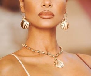 black girl, jewelry, and black woman image