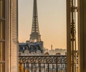 beige, paris, and theme image