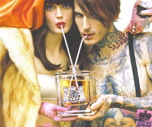 juicy couture, tattoo, and model image