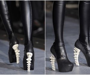 alternative, heels, and boots image