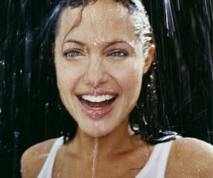 actresses, angelina, and jolie image