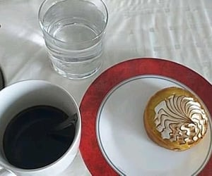 breakfast, coffe, and food image