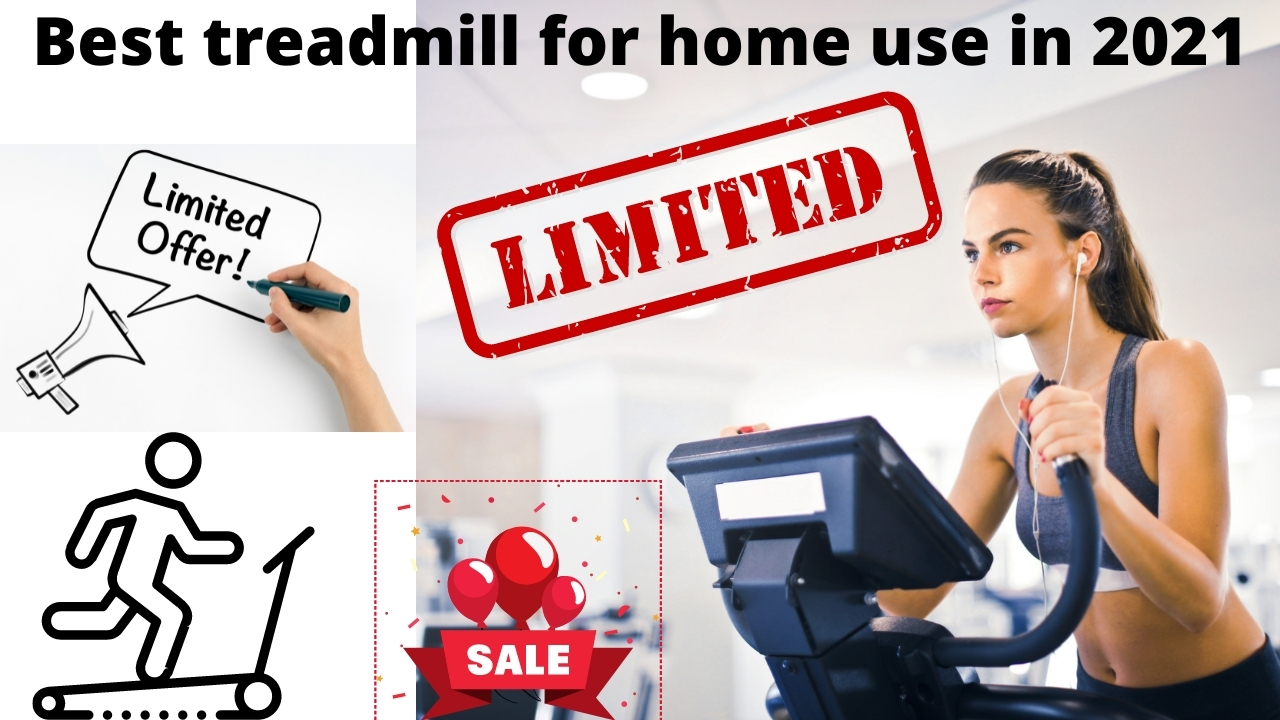 article and fitness treadmill image