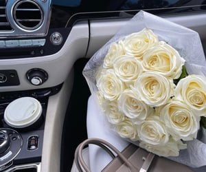 aesthetic, details, and white roses image