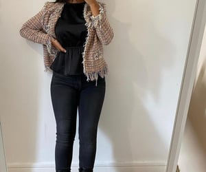 casual, Zara, and clothes image