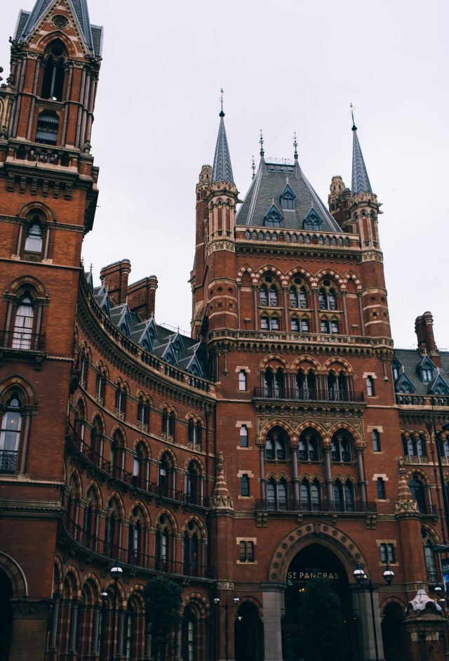 aesthetic, building, and london united kingdom image