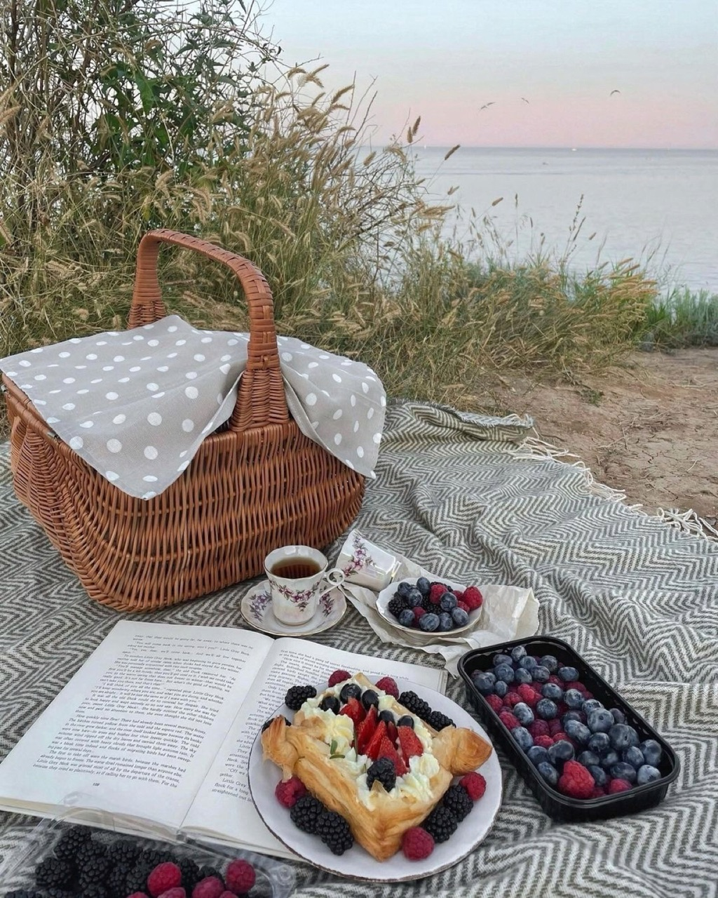 books, food, and FRUiTS image