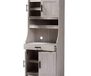 selectfurniturestore and baxton studio cabinet image