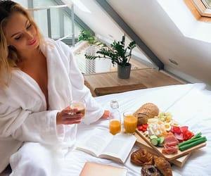 breakfast, coffee, and wellness image