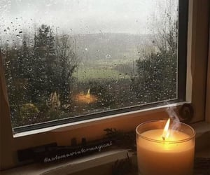 aesthetic, rain, and aesthetics image