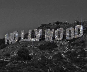 hollywood and hollywood sign image