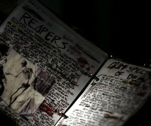 dean winchester, sam winchester, and spooky season image