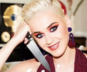 katy perry and reactions image