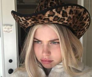 alternative, blonde, and site model image