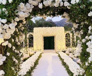 nice design, flowers design, and flowers decoration image