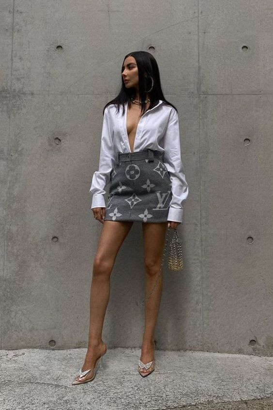 chic, details, and LV image