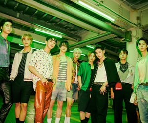 group photo, nct, and nct127 image