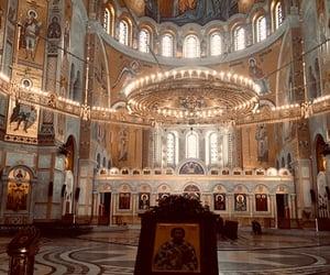 beauty, church, and faith image
