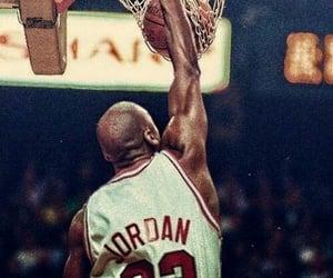 Basketball, jordan, and chicagobulls image