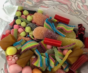 candy, sour, and yummy image