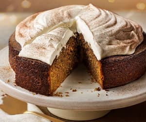 Festive Spiced Latte Cake