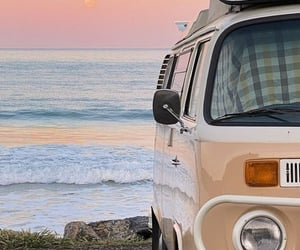 cars, summer, and travel image