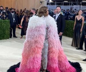 fashion, Serena Williams, and met gala image