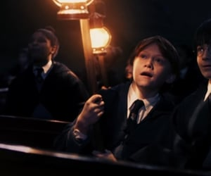 ron weasley, wizard, and harry potter image