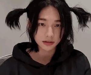 skz, vlive, and hwang hyunjin image