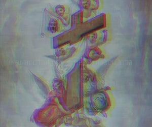 Catholic, cross, and latin image