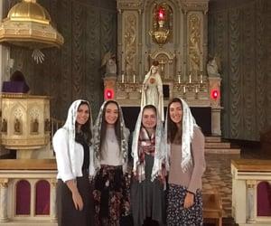 Catholic, mass, and Sunday image