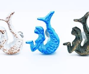 etsy, white, and sea mermaid image