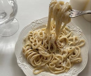 food, pasta, and aesthetic image