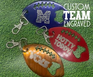 engraved, game day, and etsy image