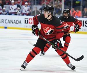 canada, jamie drysdale, and hockey image