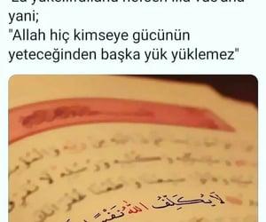 islam, kuran, and turkce soz image