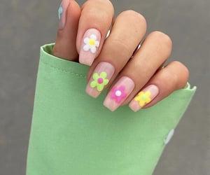 carefree, nails, and shape image