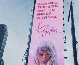 billboard, music, and pink image