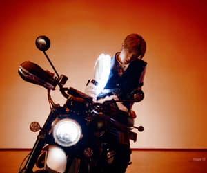 motorbike, yuta, and nct127 image