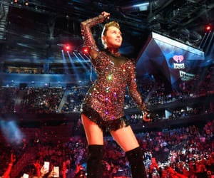 miley cyrus and younger now image