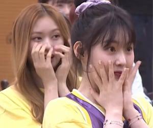 may, chaehyun, and gp999 image