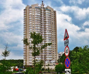 """Moscow - """"Autumn Boulevard"""" Residential complex"""