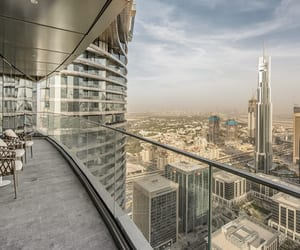 downtown dubai apartments and real estate property image
