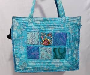 bags, etsy, and shopping bag image