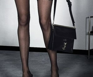 bag, outfit, and tights image
